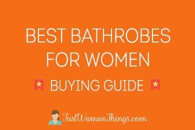 best bathrobes for women 2018