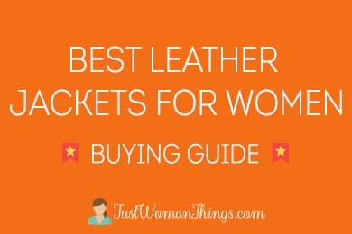 best leather jackets for women 2018