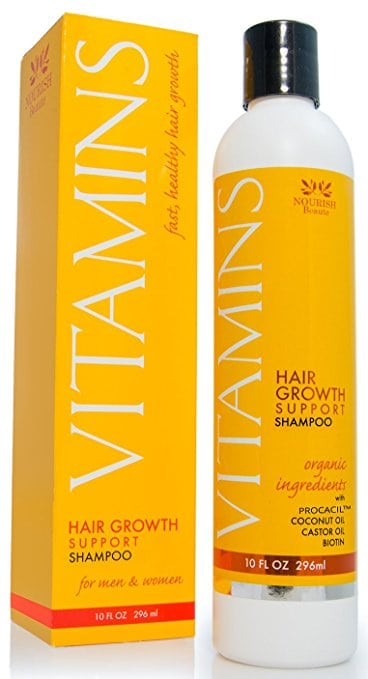 best shampoo for hair growth women