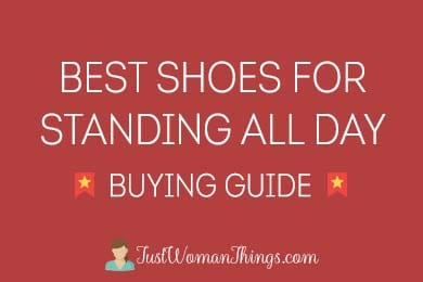 best shoes for standing all day women