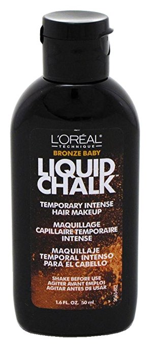liquid hair chalk makeup