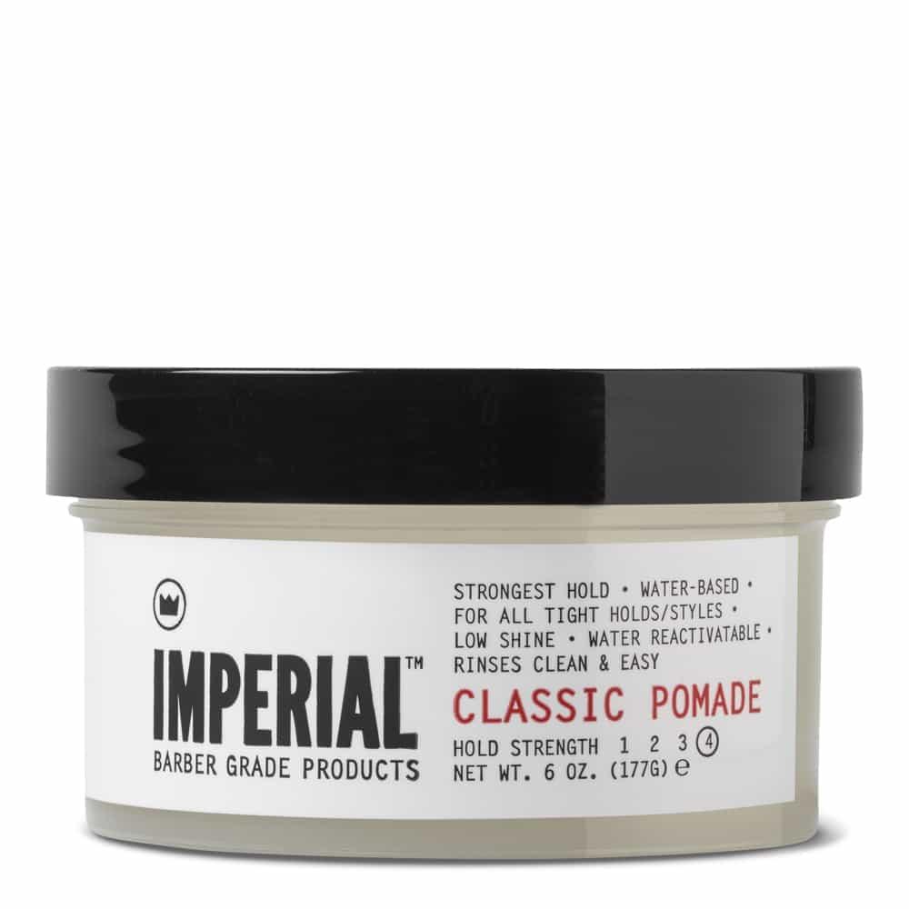 premium natural hair styling pomade