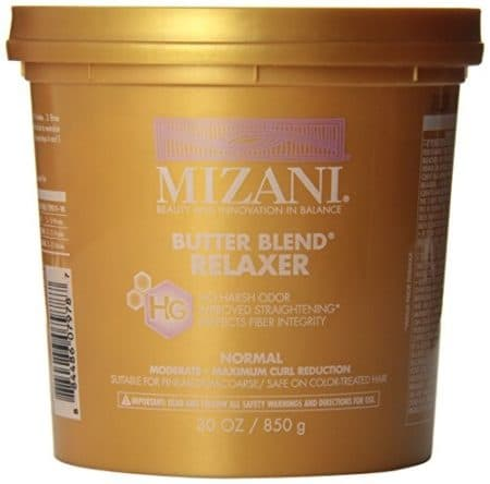 best black hair relaxer brand
