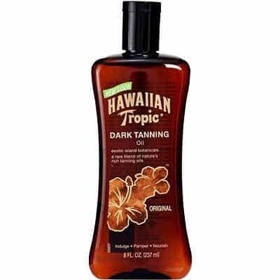 best tanning oil for fair skin