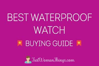 best waterproof watch for sporty wear