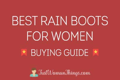best rain boots for women of the year