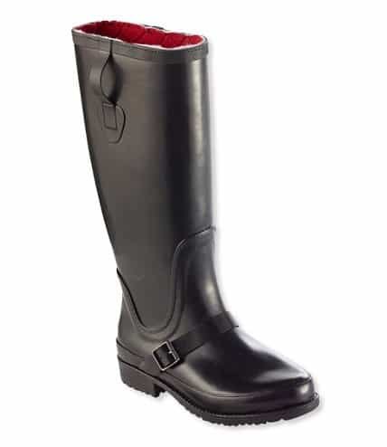 fall 2018 rain boots