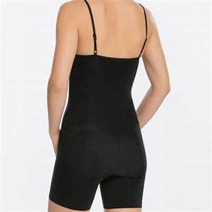 extra firm control body shaper