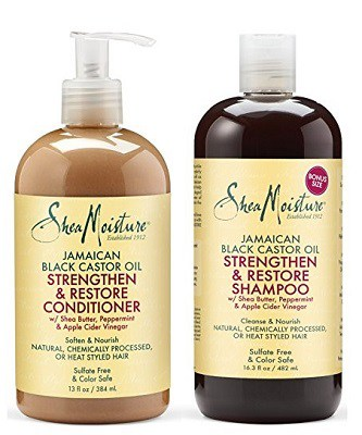 shea moisture product reviews natural hair