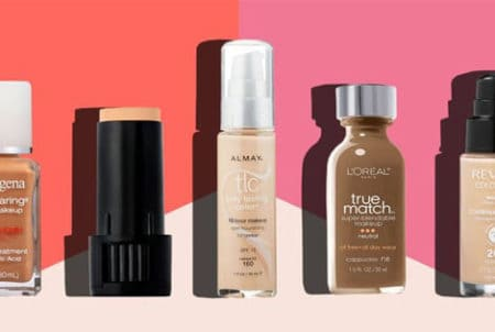 best drugstore foundation 2018