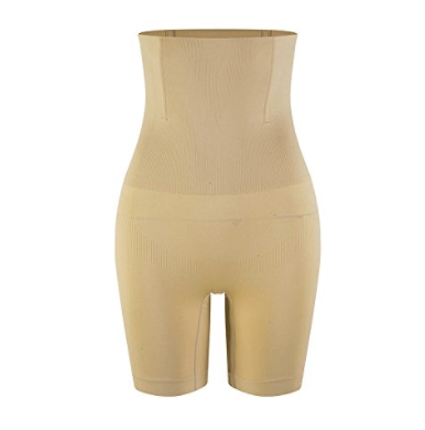 compression thigh wrap slimmer nude