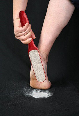 professional foot file callus remover