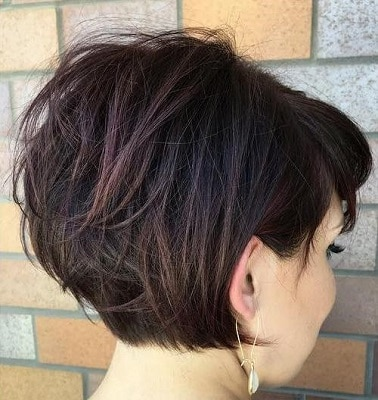 short hairstyles for fine hai