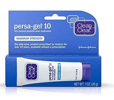 10 benzoyl peroxide gel