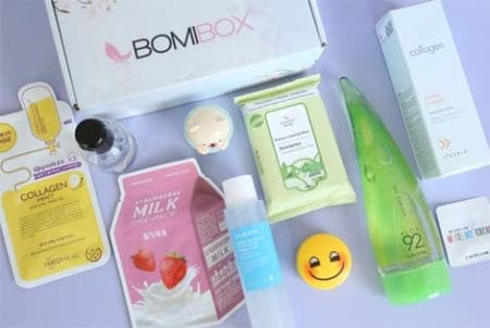 best korean beauty box 2018