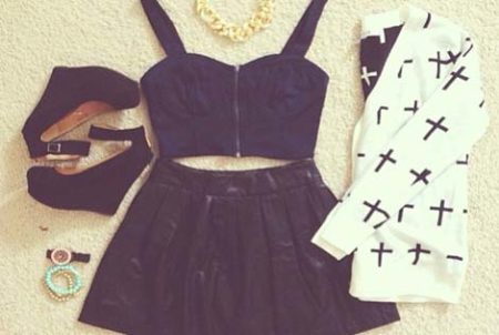 best outfits for teenage girls with polyvore