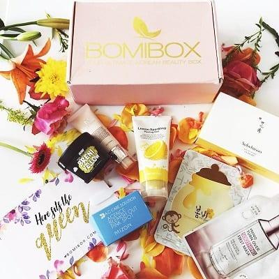 bomibox korean beauty hacks