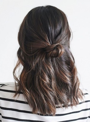 hairstyles for thick coarse hair