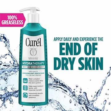 in shower moisturizer