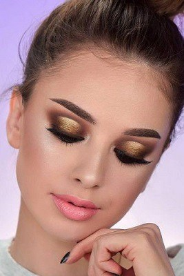 smokey eyes for beginners step by step