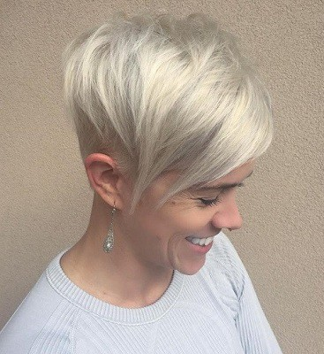 top short hairstyles