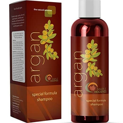 best argan oil shampoo and conditioner