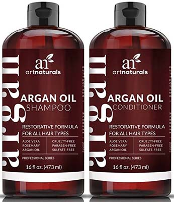 best argan oil shampoo