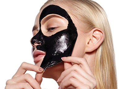 best black charcoal mask