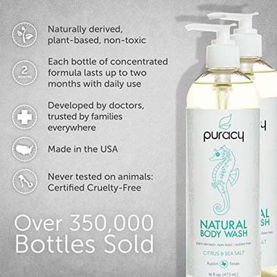 best organic body wash review