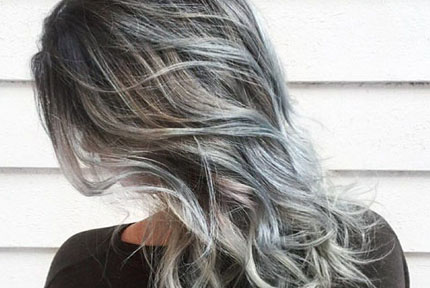 best silver grey hair dye