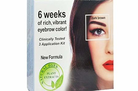 eyebrow dye products