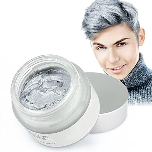 permanent gray hair dye