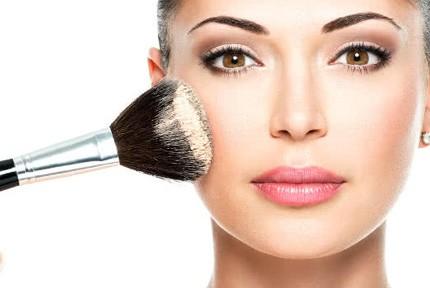 setting powder for dry skin