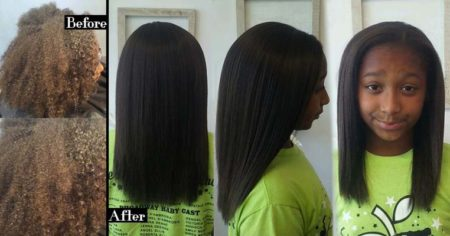 at home keratin treatment