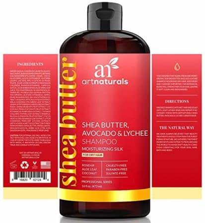 best shea moisture shampoo